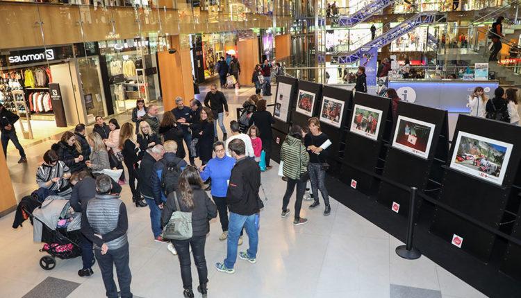 Exposició fotogràfica Creu Roja Andorrana