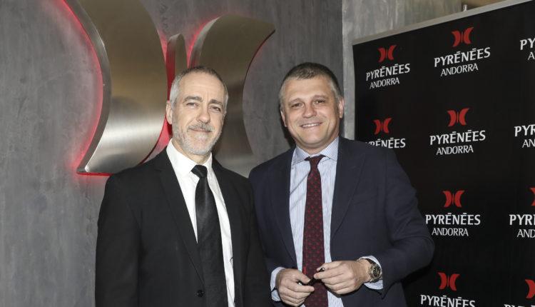Entrevistes Cyrille Gaston Helgueta i Miguel Ventós de la Unitat de Nous Canals