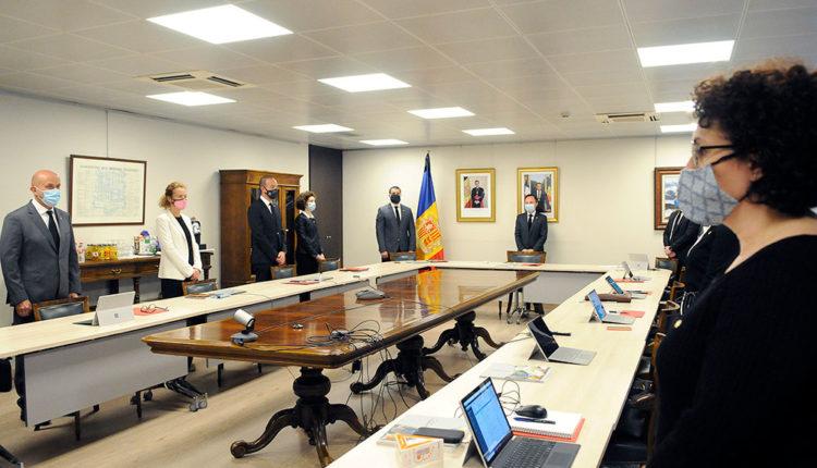 Consell de Ministres fa un homenatge a les víctimes