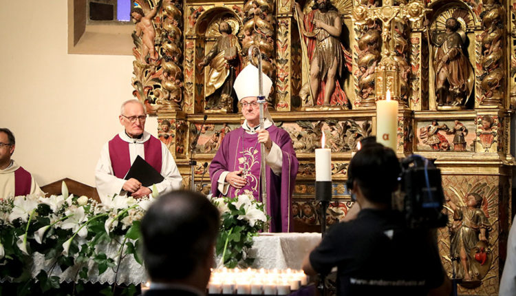 Missa de Funeral d'Estat en honor a les victimes de Covid-19