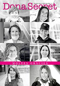 Revista Dona Secret 61 - Abril 2020 - Dones Primera Línia