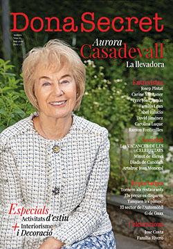 Revista Dona Secret 63 - Juny 2020 - Aurora Casadevall