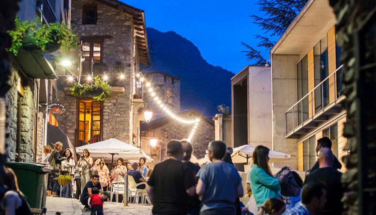 Centre històric Andorra la Vella