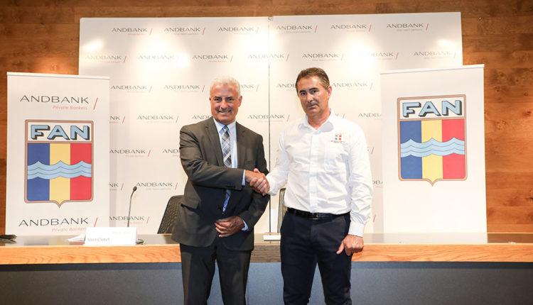 Federació Andorrana de Natació i Andbank