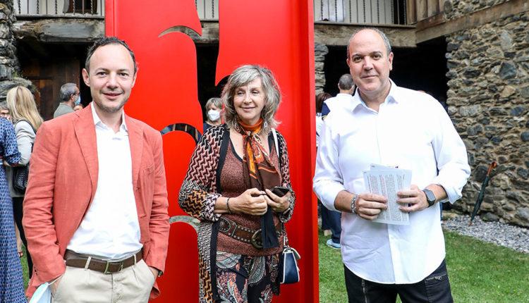 Xavier Espot, Maria Reig i Pere Moles