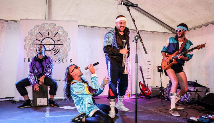 Concert The Soundsets a la Festa Major de Soldeu