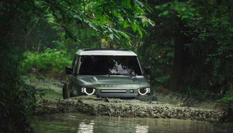 Nou Land Rover Defender