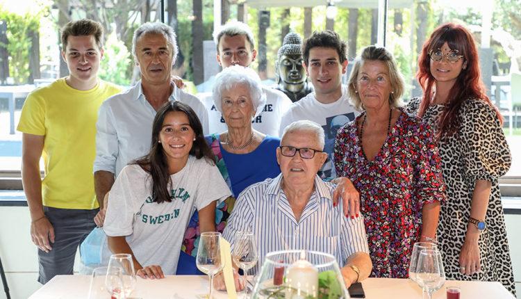 Família de Josep Maria Loan
