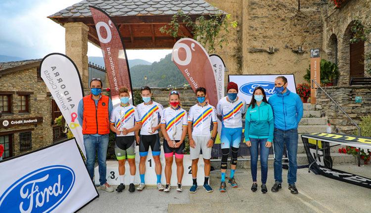 Campionat d'Andorra de Contrarellotge Individual