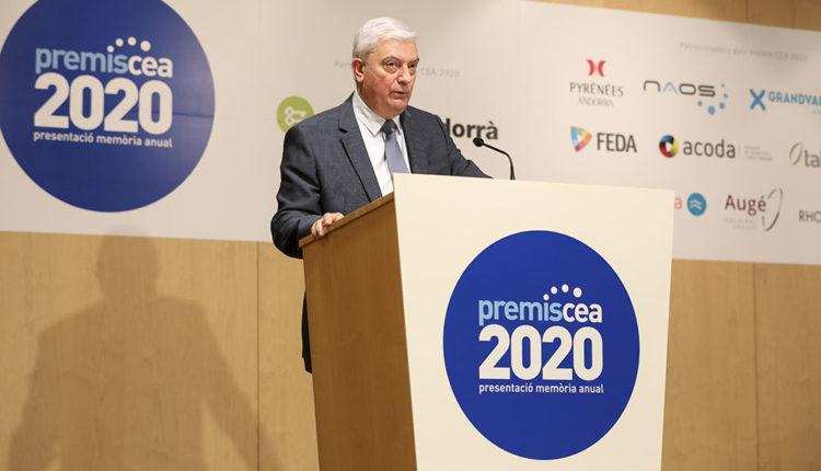 Gerard Cadena president de la CEA