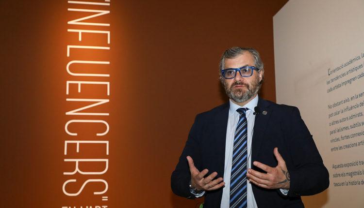 Guillermo Cervera exdirector del Museu Carmen Thyssen Andorra
