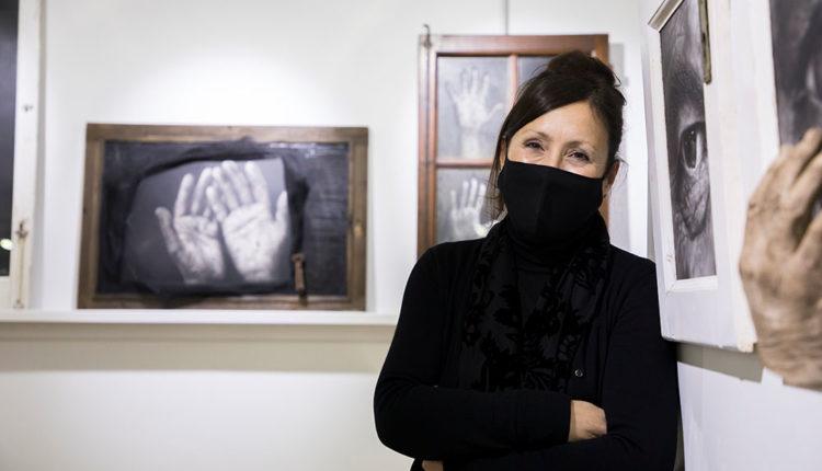 Sam Bosque a la galeria Art Al Set