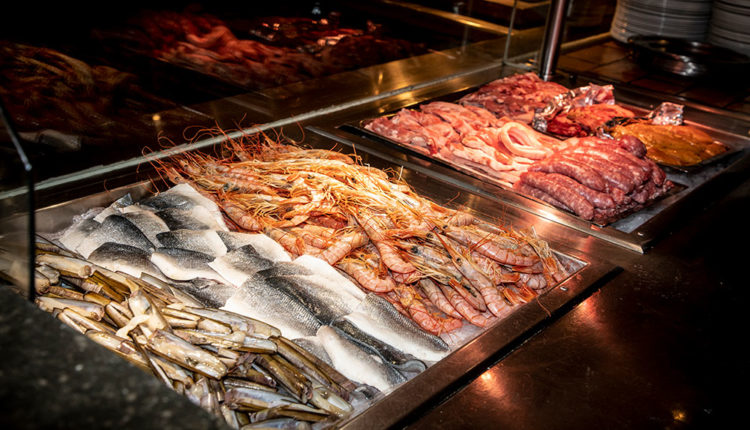 productes del Bufet El Grill