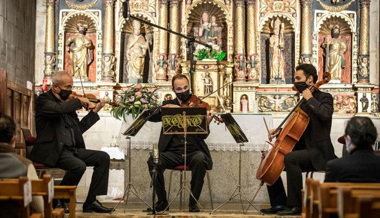 Trio Claret a l'Ordino Classic
