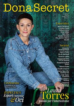 Revista Dona Secret 67 - Octubre 2020 - Laura Torres