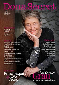 Revista Dona Secret 68 - Novembre 2020 - Mari Carmen Grau