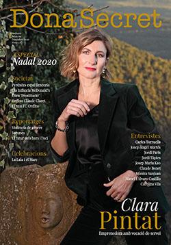 Revista Dona Secret 69 - Desembre 2020 - Clara Pintat
