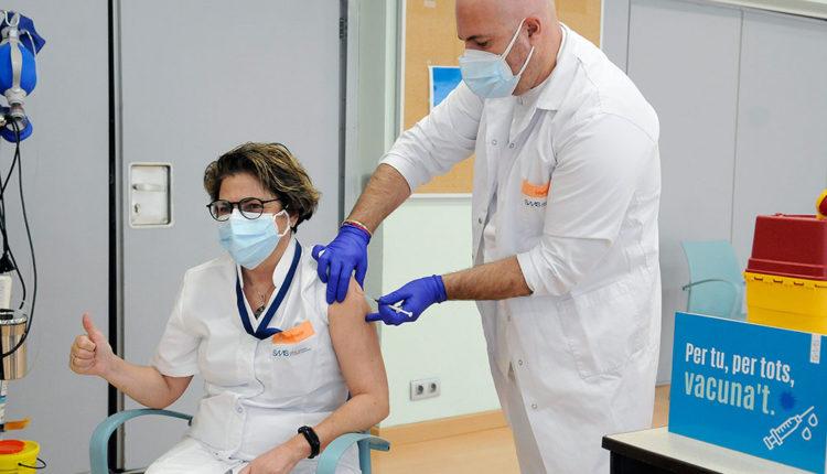 Jornada de vaccinació a El Cedre