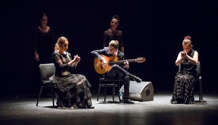 Flamencas a Sant Julià de Lòria