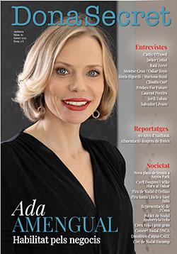 Revista Dona Secret 70 - Gener 2021 - Ada Amengual
