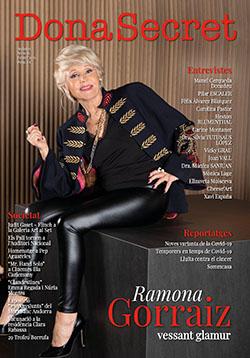 Revista Dona Secret 71 - Febrer 2021 - Ramona Gorraiz