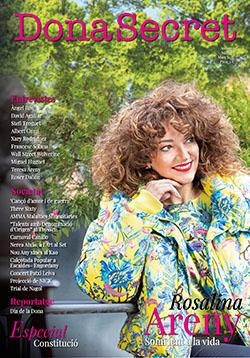 Revista Dona Secret 72 - Març 2021 - Rosalina Areny