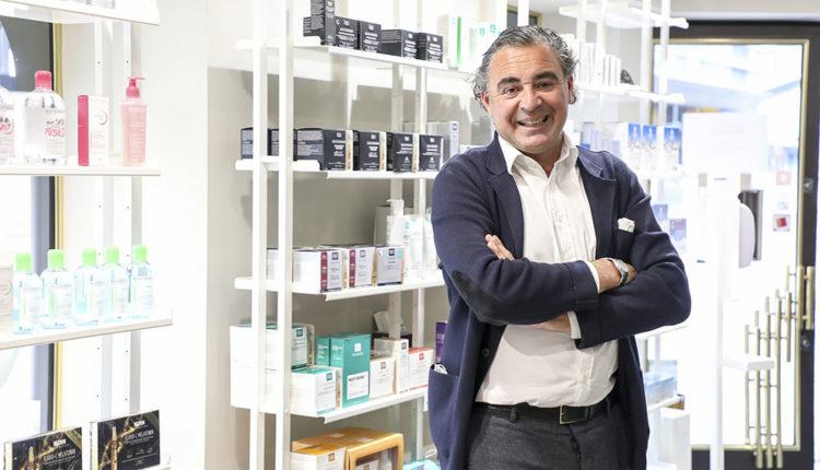 Carles Moya de Pasteur Boutique