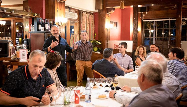 Sopar de benvinguda AOPA Andorra