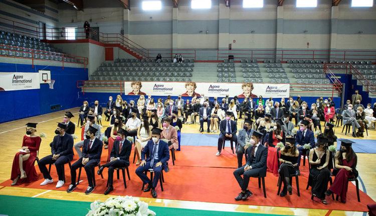 Graduació Agora International School Andorra