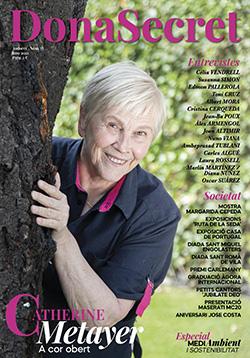 Revista Dona Secret 75 - Juny 2021 - Catherine Metayer