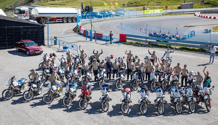 Motoristes de la BlueGreen Andorra
