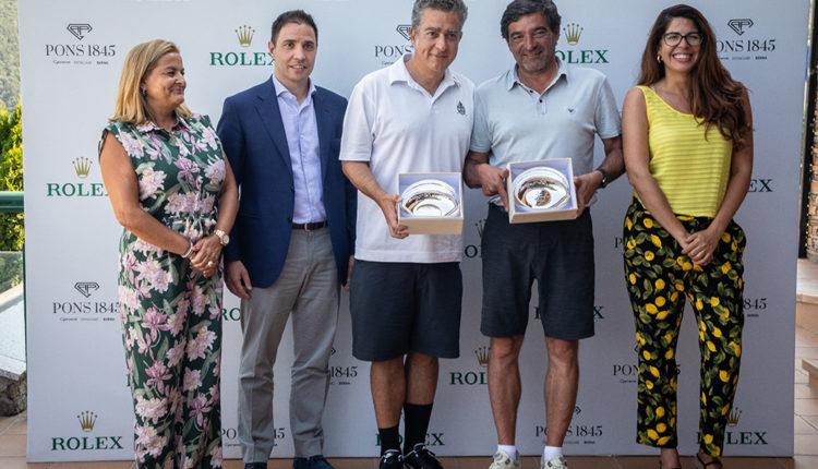 Guanyadors del trofeu rolex de golf