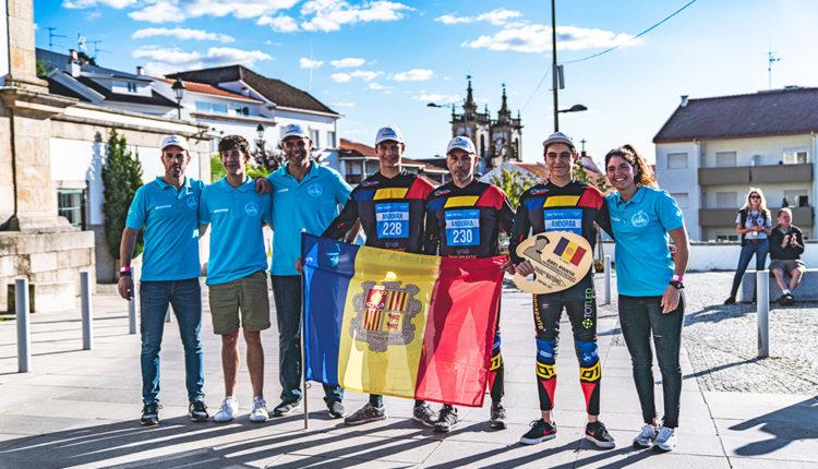 Delegació d'Andorra al Trial de les Nacions